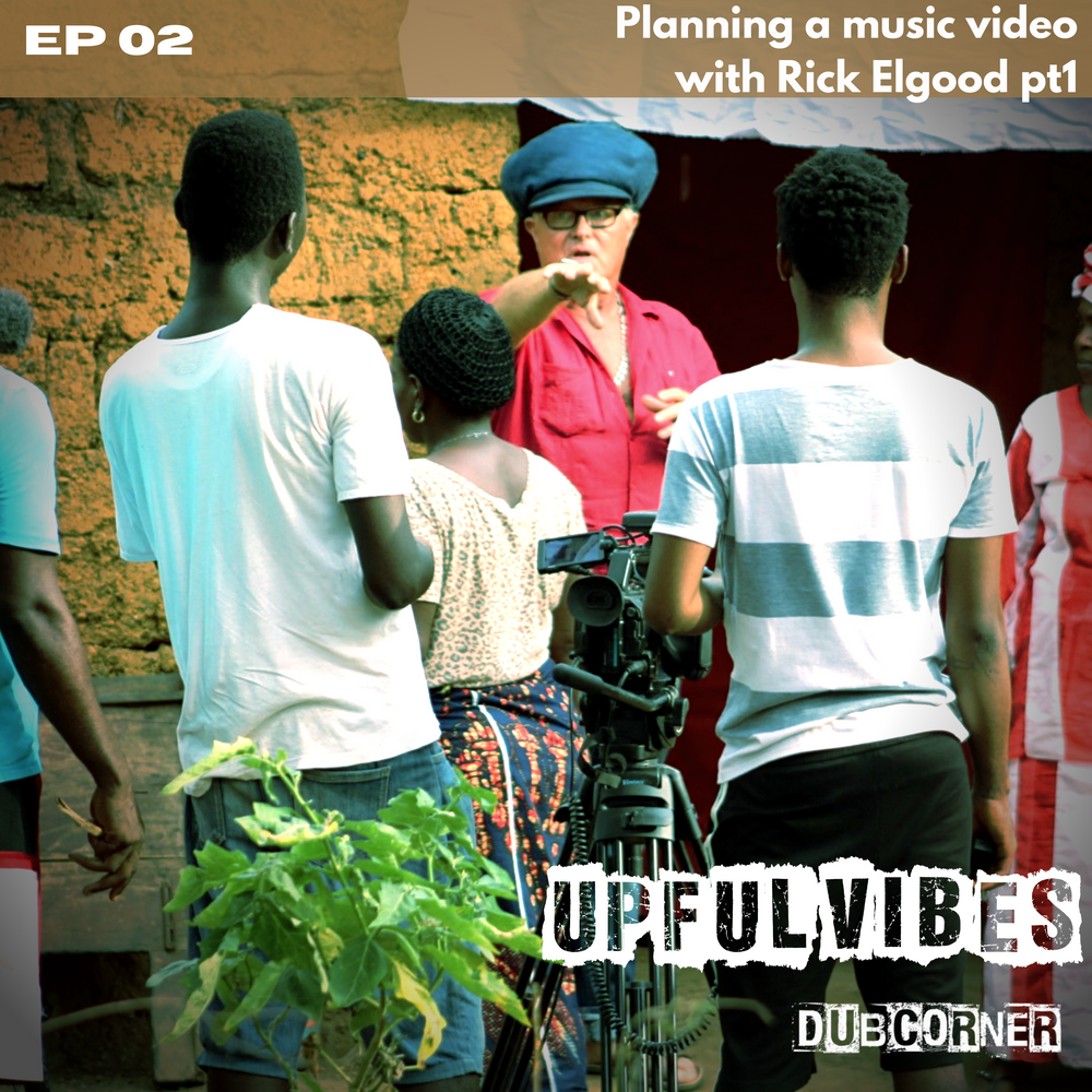 Upful Vibes! – New Podcast Series
